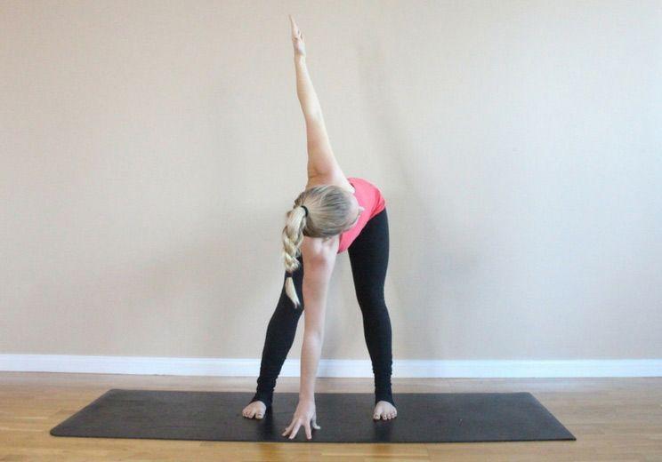 Pin Pa Yoga Poses