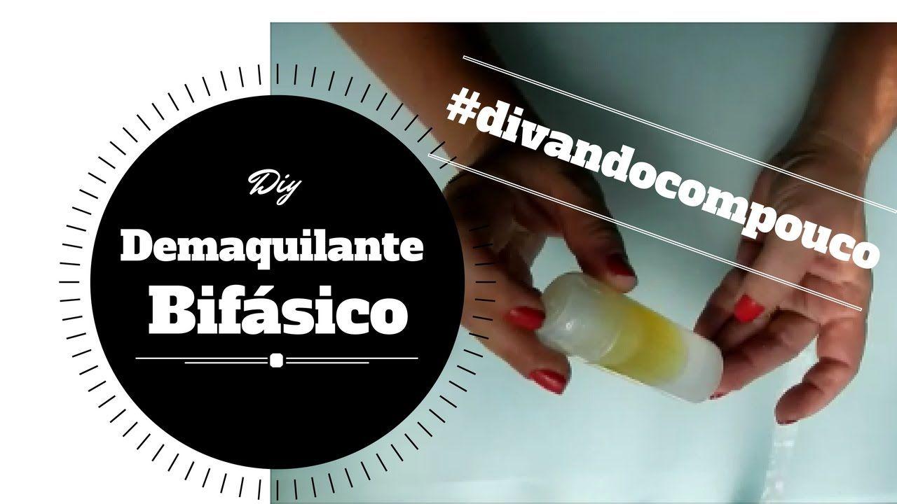 DEMAQUILANTE BIFASICO #divandocompouco #30diascomjanaina