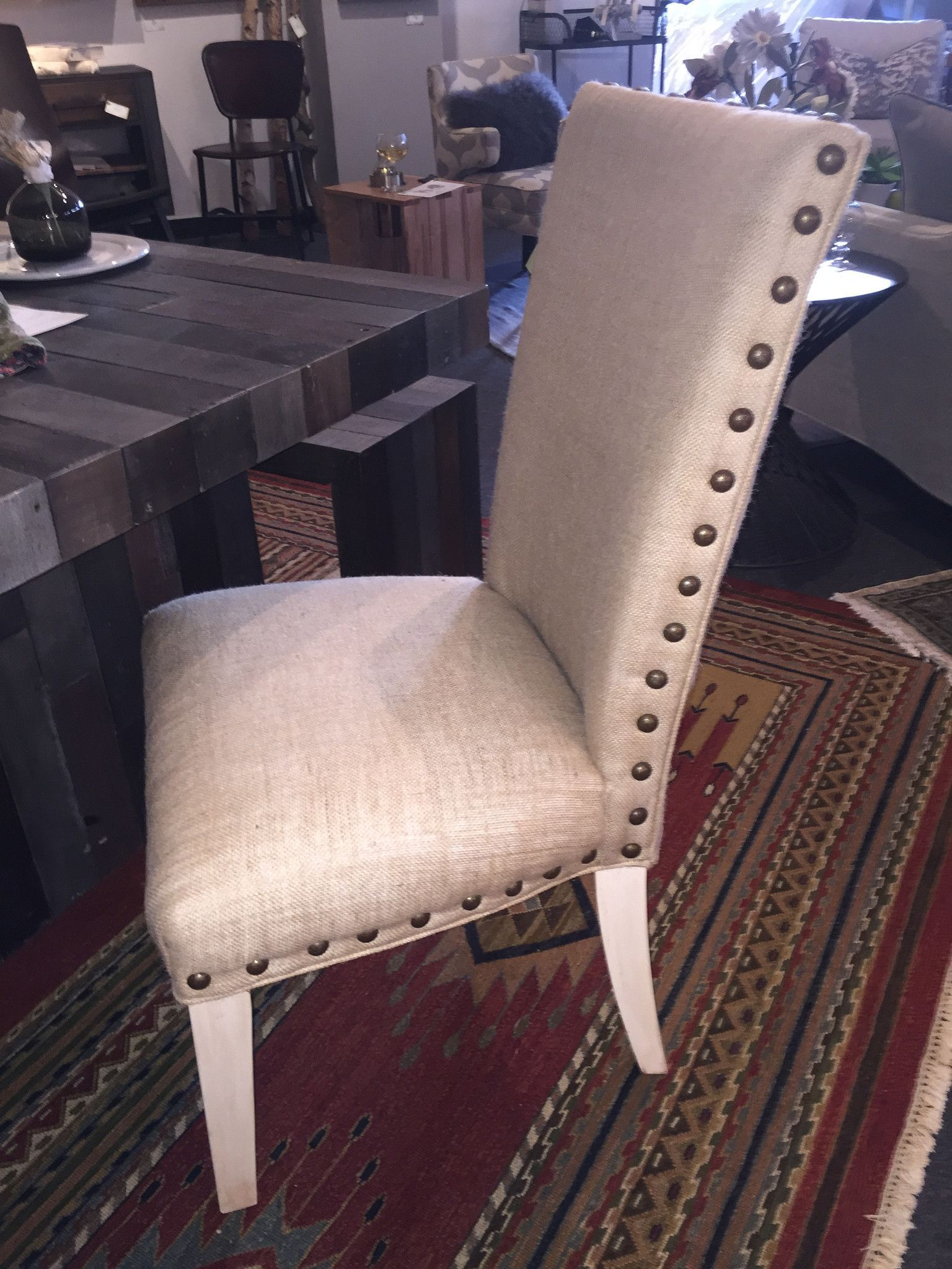 Burlap dining chairs simple dining chairs dining chairs