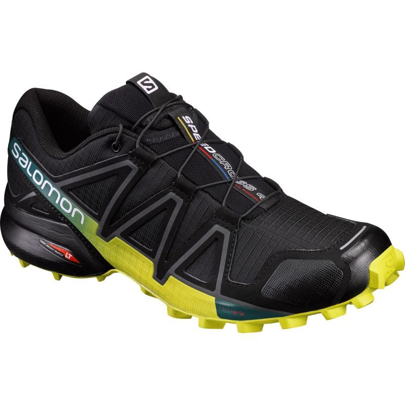 salomon men's speedcross 4 gtx training running shoes zoom