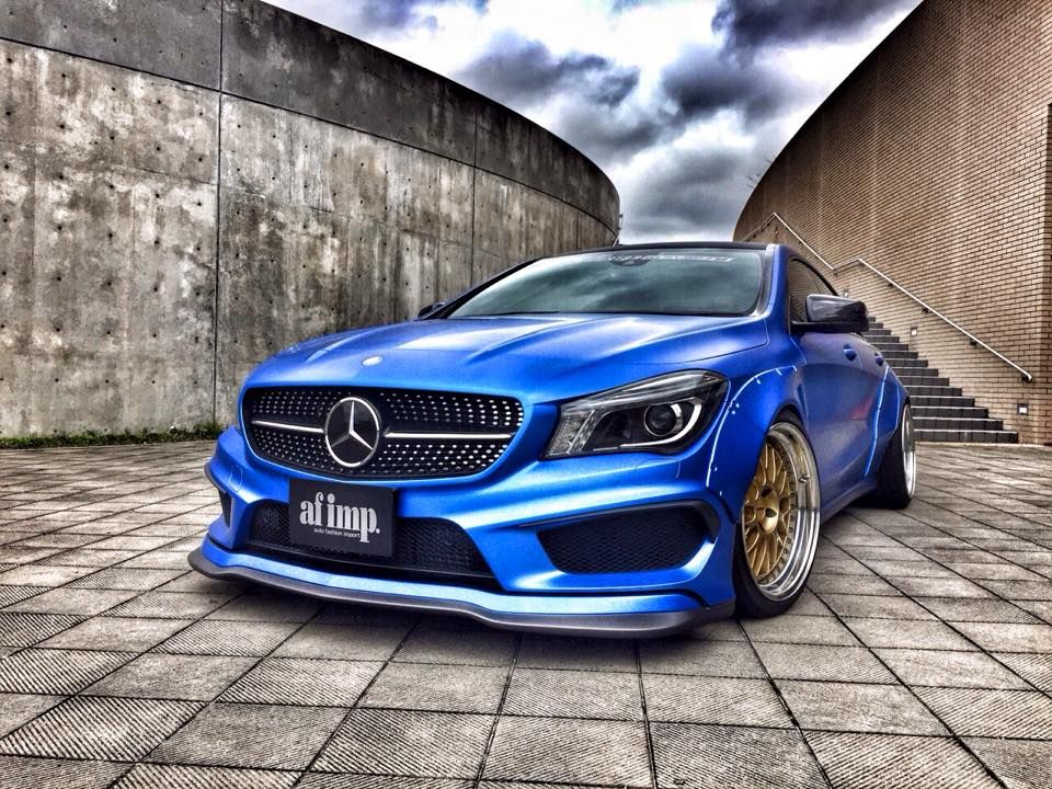 A Japanese tuning shop called Fairy Design developed a ...
