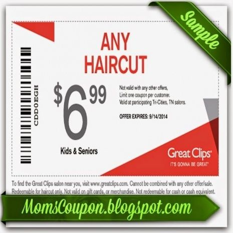 Great Clips Haircut Special Great Clips Coupons Haircut Coupons Great Clips Haircut