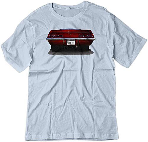 New BSW Men's Nice Ass Camaro SS Classic Car Muscle Hot Rod Shirt online shopping – Lovetopfashion