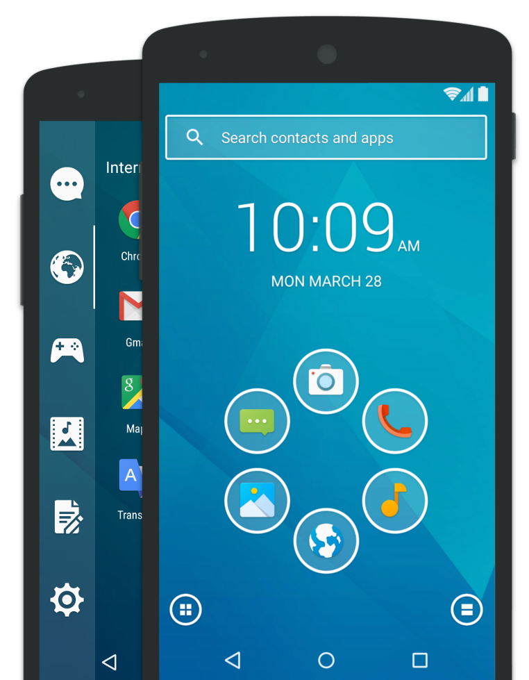 Best trending launcher apps in 2016 free Androidleo