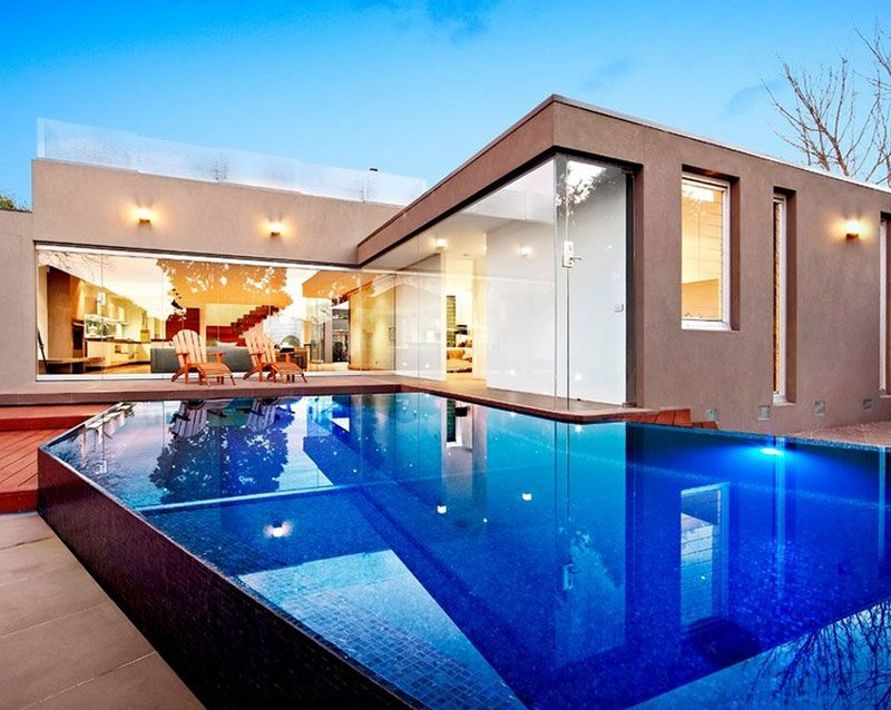 If You Re Lucky Enough To Have A Swimming Pool Whether External Or Internal You Want It To Look Its Best Thi Modern Pools Swimming Pool Designs Pool Designs