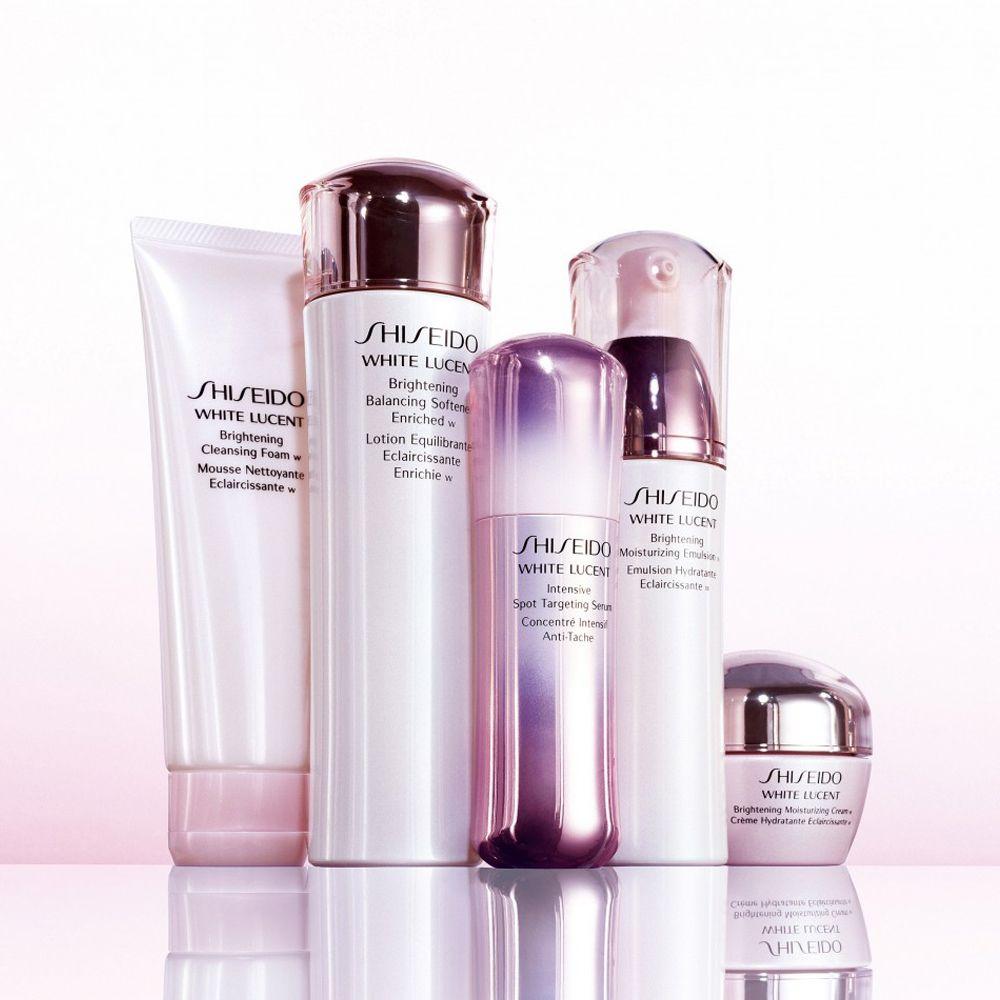 Shiseido Japanese Skin Care Brand Products Shiseido White Lucent Shiseido Japanese Skincare