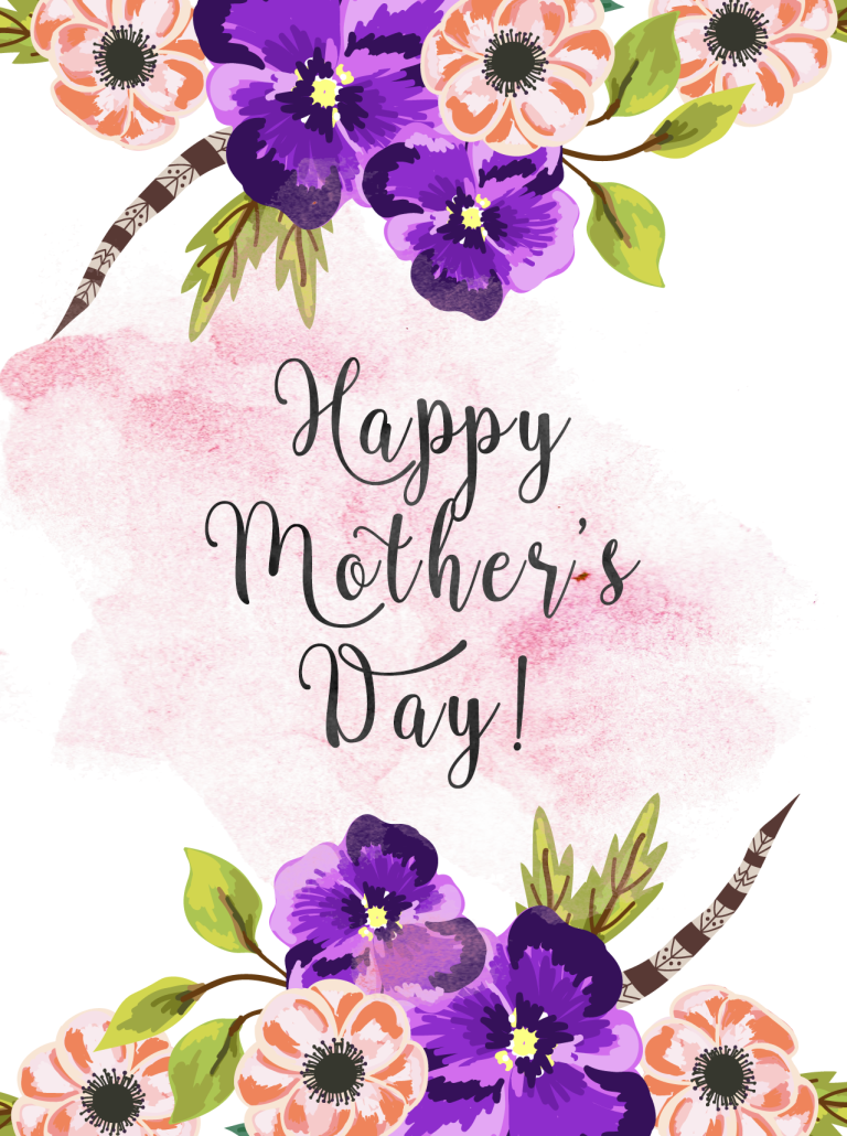 Free Printable Mother S Day Cards Free Mothers Day Cards Mother S Day Gift Card Happy Mother S Day Card