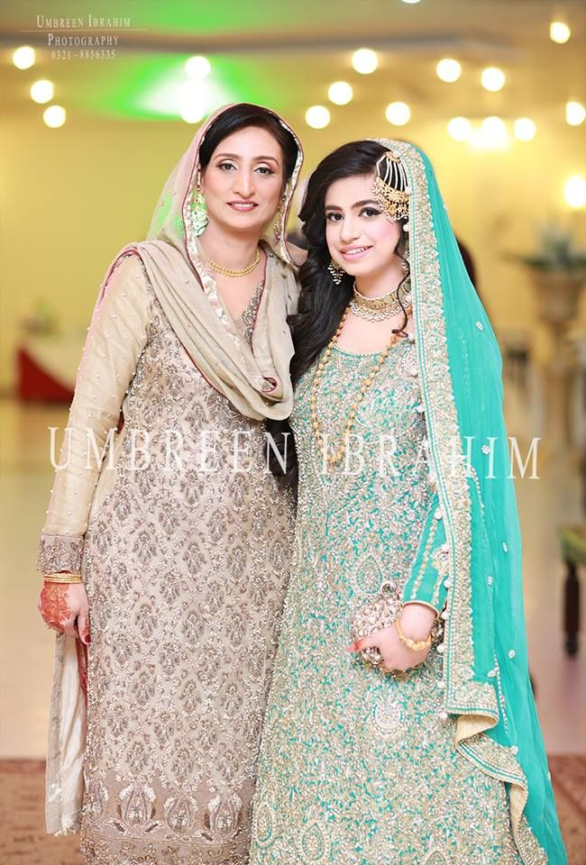 cute bride with her mother in 2019