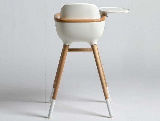 Minimalist High Chair Baby High Chair High Chair Baby Chair