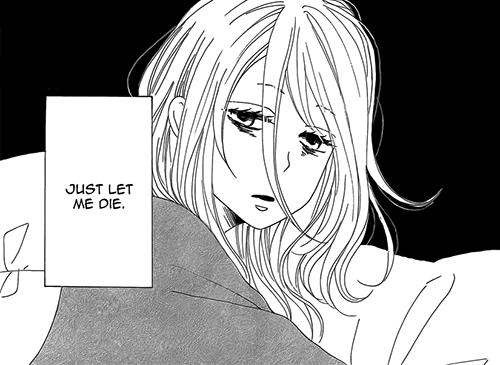 Shoujoromance manga caps - Dark anime couples ...