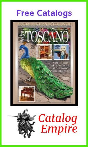 Request A Free Home Furnishings Catalog From Design Toscano