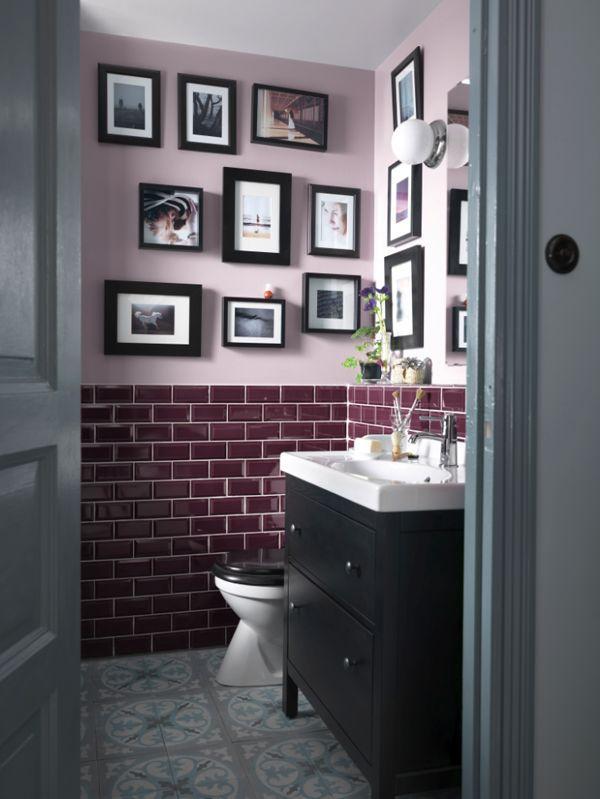 ides de carrelage mural pour salle de bain - Cadre Salle De Bain