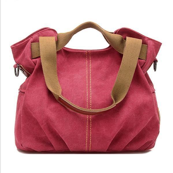 Hot Designer Women Handbags High Quality Famous Brand Shoulder Bag Las Canvas Tote