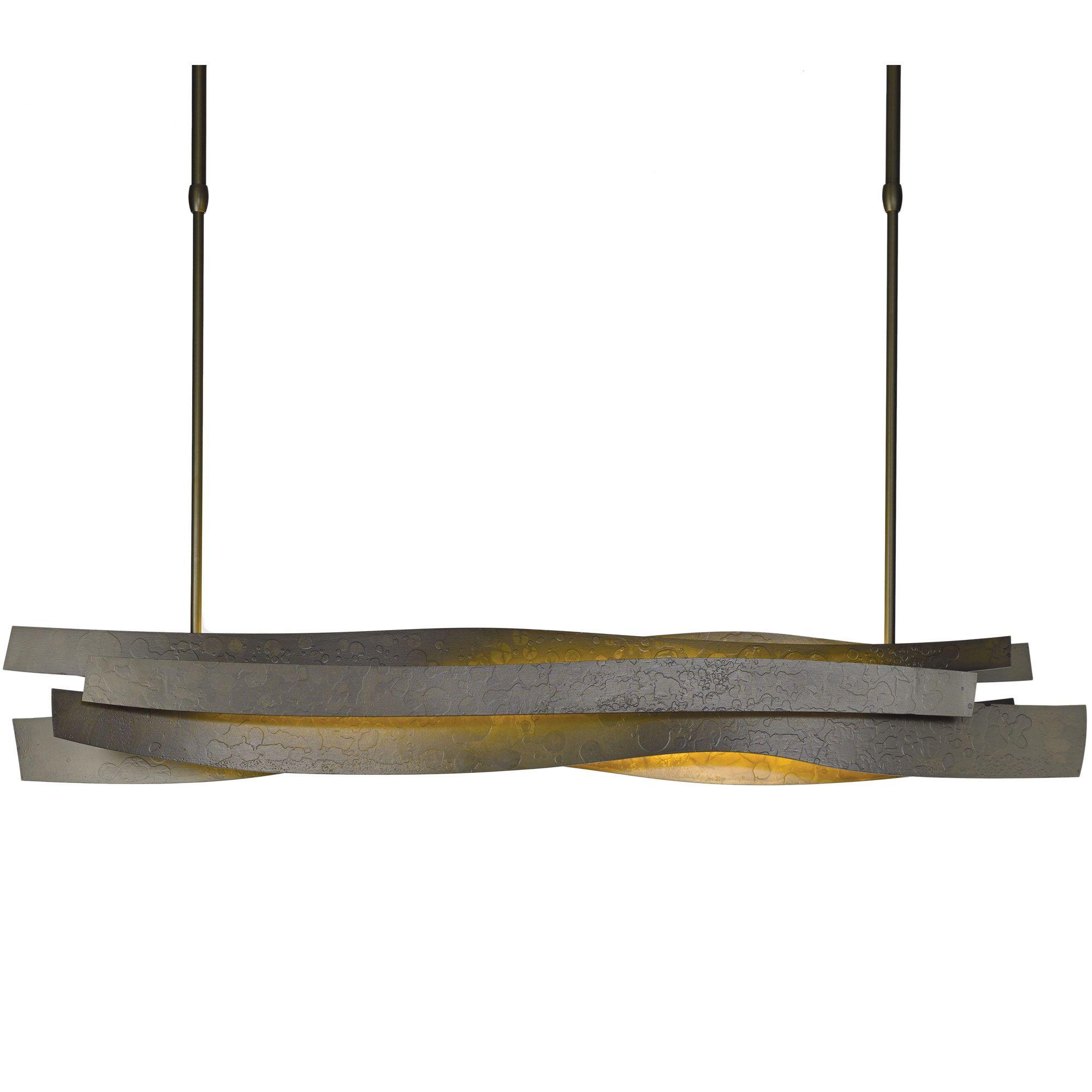 Landscape LED Linear Pendant By Hubbardton Forge