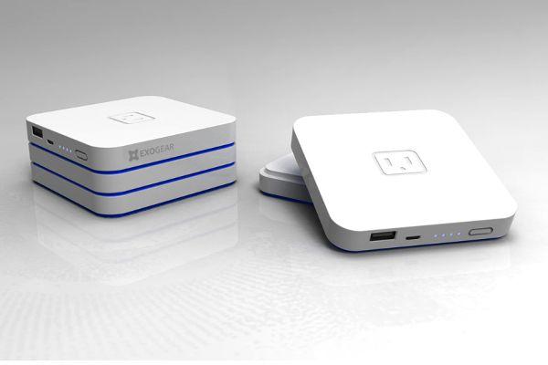 Exovolt Plus - Baterias empilhadas para aumentar a vida útil de iDevices