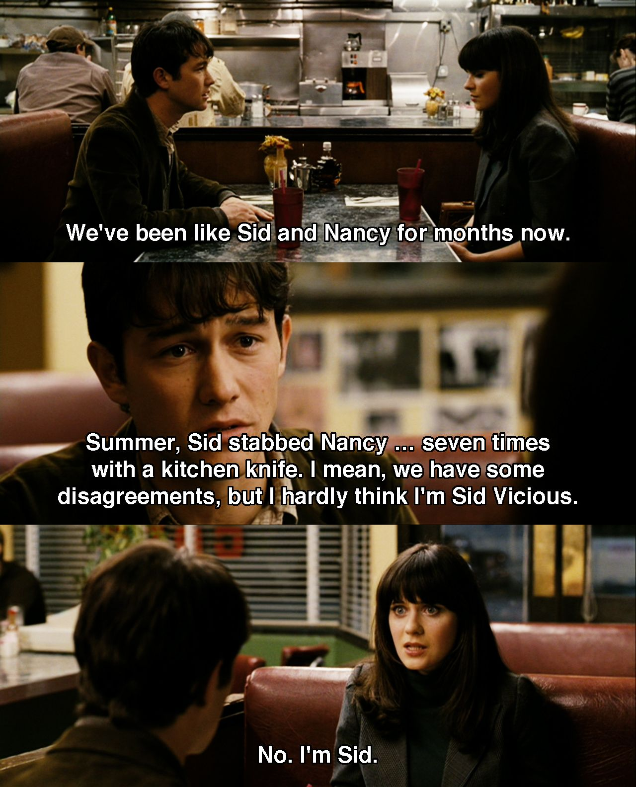 500 Days Of Summer Favorite Movie Quotes Movie Quotes 500