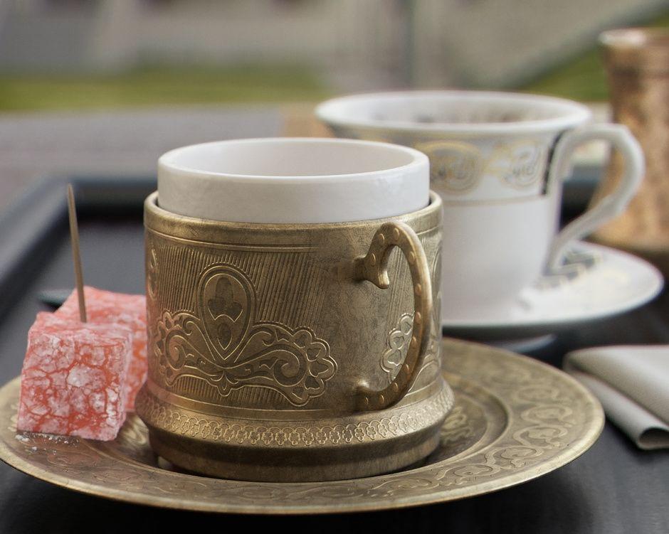 TURKISH COFFEE&DELIGHT by Fahredin Kosumi   Realistic   3D   CGSociety