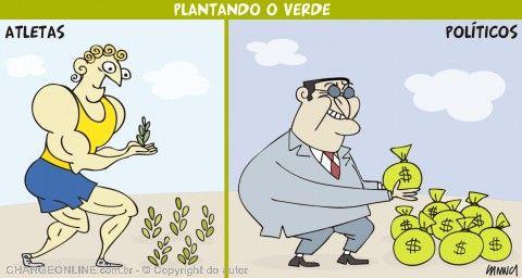 IRAM DE OLIVEIRA - opinião: Brasil sem...jeito!