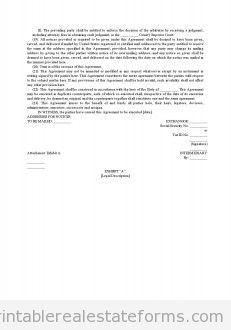 Sample Printable Deferred Exchange With Intermediary Exchange