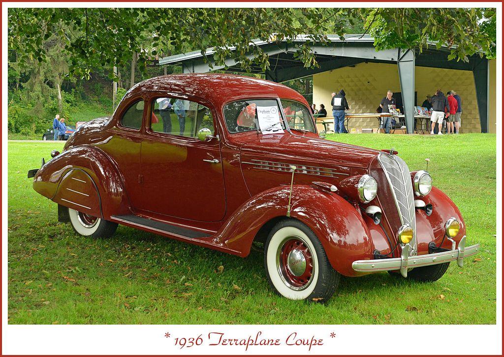 1936 Terraplane Coupe