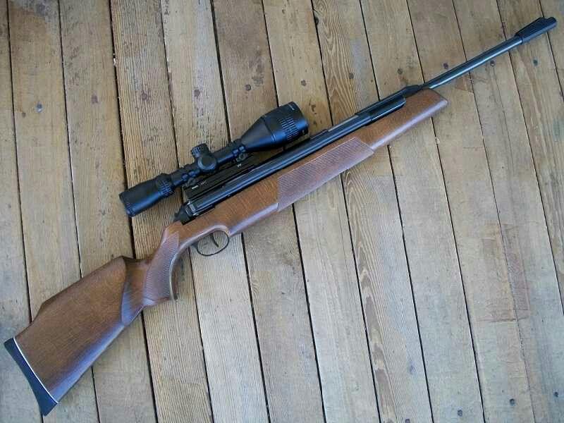 RWS model 54 Air King  This rifle is a side lever  | Air Guns | Air