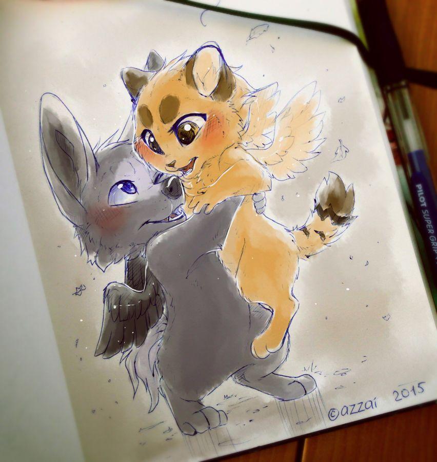 sketchbook03 by azzai