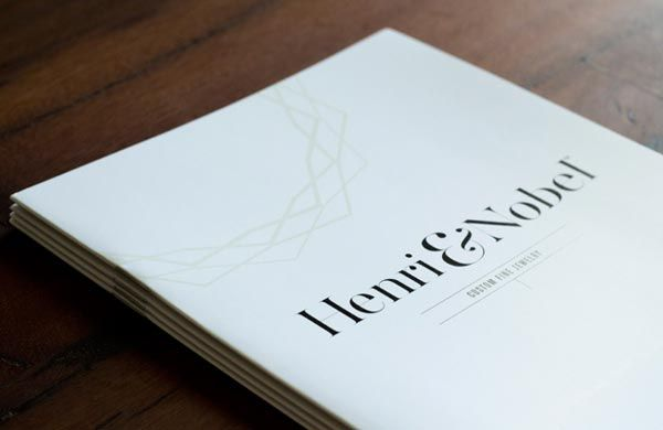 Henri  Nobel Fine Jewelry  Beautiful Jewellery Catalogues
