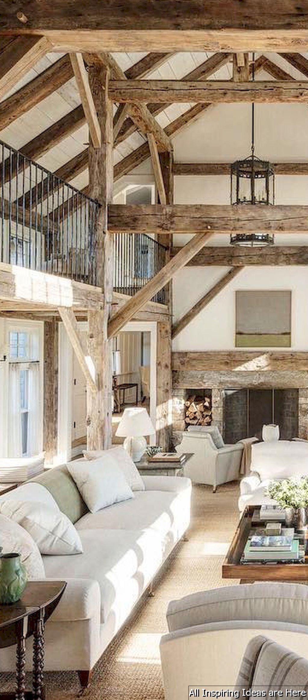 23 Best Rustic Farmhouse Living Room Ideas Rustic House Living Room Decor Rustic Rustic Farmhouse Living Room