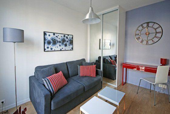 Furnished Studio For Rent In Paris Rue Sedaine 20 M 11 950 M