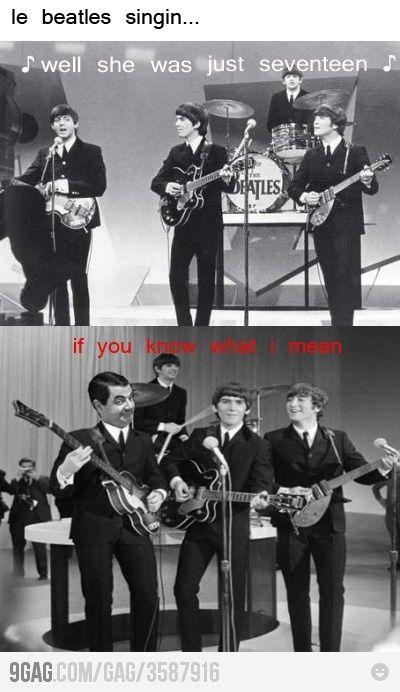 Beatles laughter-is-the-best-medicine