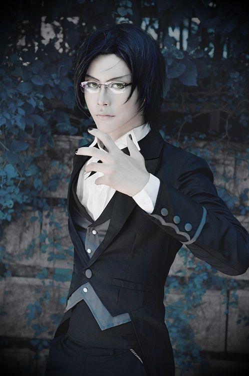anime cosplay black butler: Claude Faustus Cosplay, Black Butler/Kuroshitsuji, By