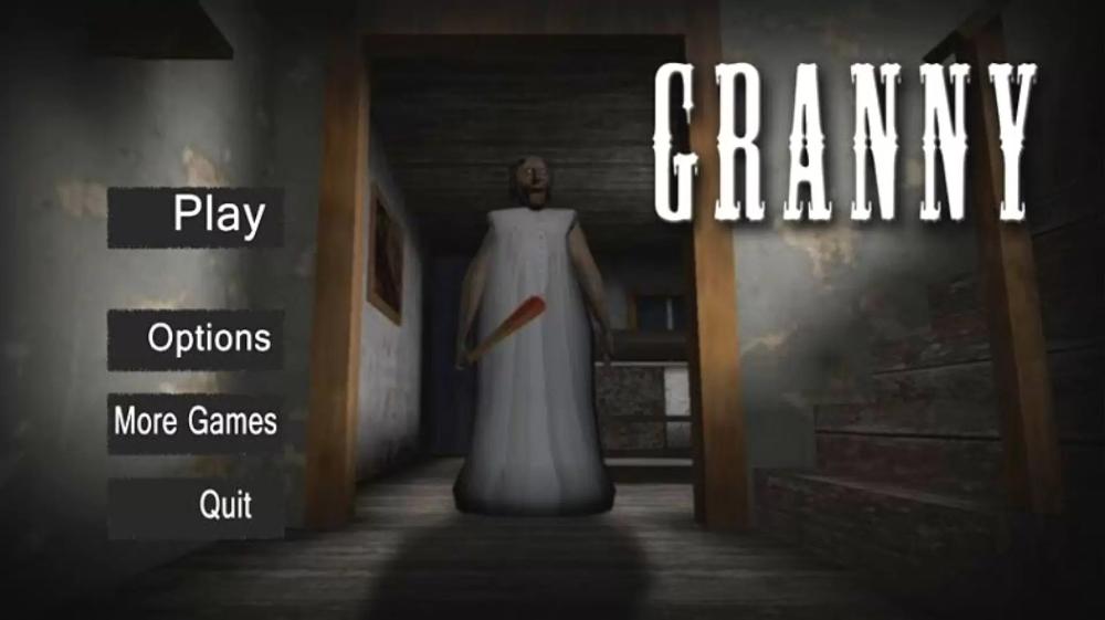 Granny Mod Apk Latest V1 7 3 God Mode Hack Menu Granny Videos Horror Game Download Games