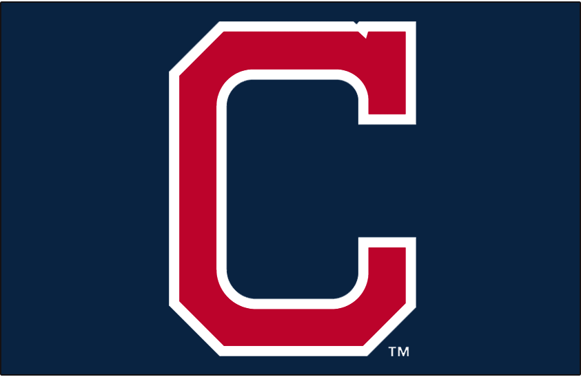 Cleveland Indians Cap Logo Cleveland Indians Sports Themed Room Indians
