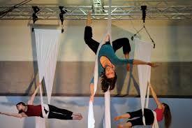 Resultado de imagen de harness acrobatics