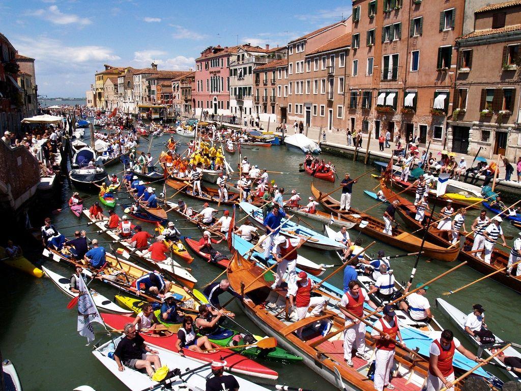 Venice Regatta, Italy