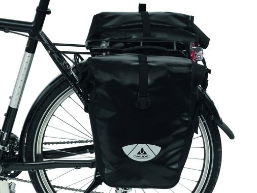 Vaude Rear Wheel Bag Aqua Back Pannier Luggage Rack Bag Bike Bag Bike