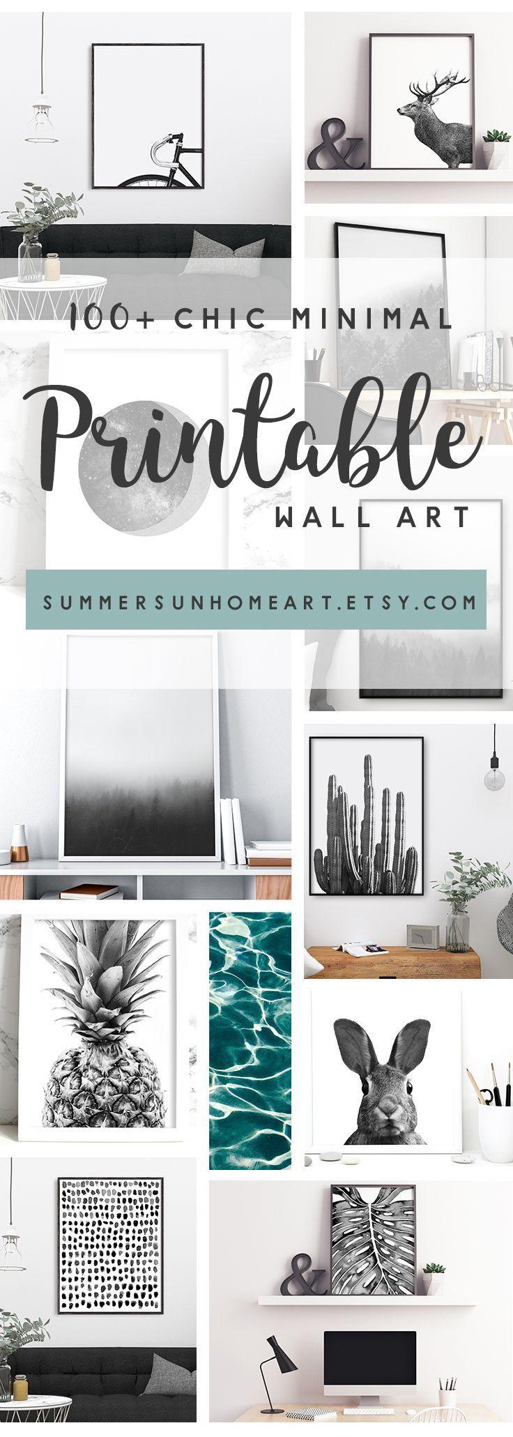 Mitte jahrhundert badezimmer dekor amazing minimalist art prints from summersunhomeartetsycom  home