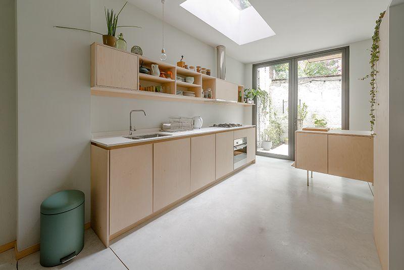 Keuken Interieur Scandinavisch : Keukens op maat van uw schrijnwerker meubelmaker interieur van