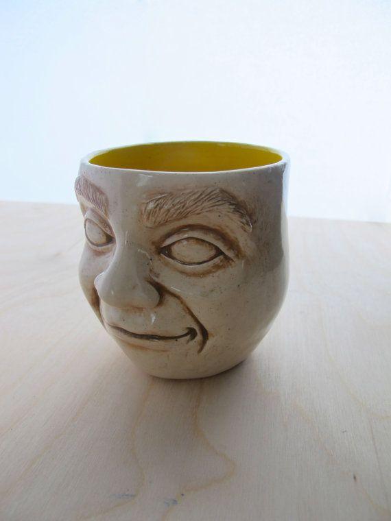 Sweet Expression Face Mug