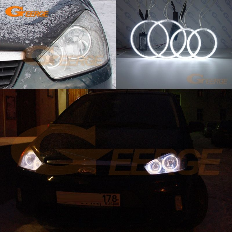 Cheap Ring Ring Buy Quality Ring For Directly From China Ring Kit Suppliers For Ford C Max Mki 2008 2009 2010 Halogen Headlight Excelle Angel Eyes Ford Angel