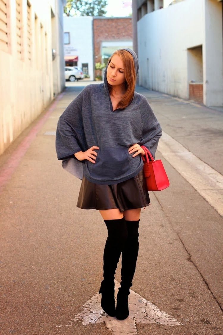 LA by Diana - Personal Style blog by Diana Marks: Poncho Chic