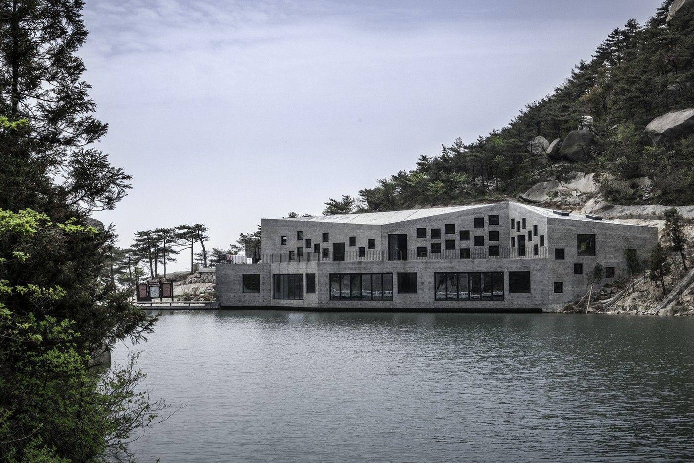 Archiplein - Project - Tianzhoushan tea house