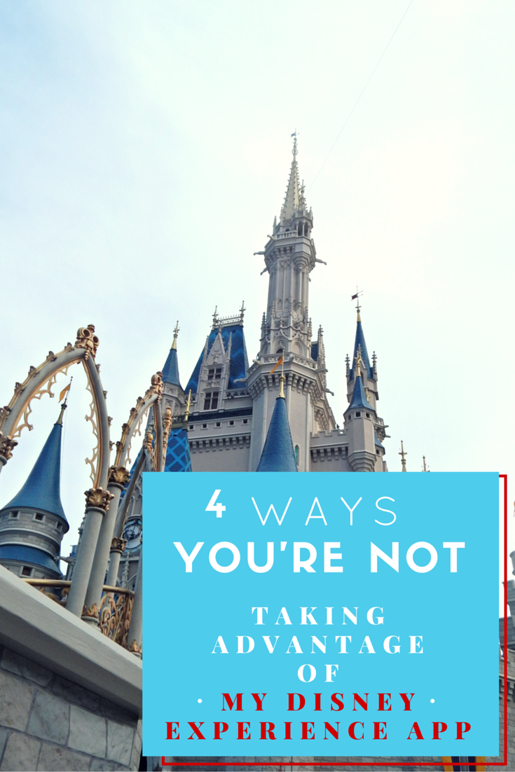 Latest Update to My Disney Experience App Provides