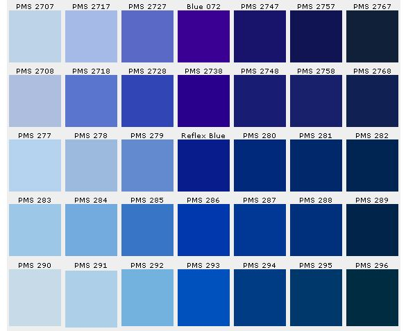 Pantone Color Chart Ensures Accuracy | CustomPins Inc. | Colour ...