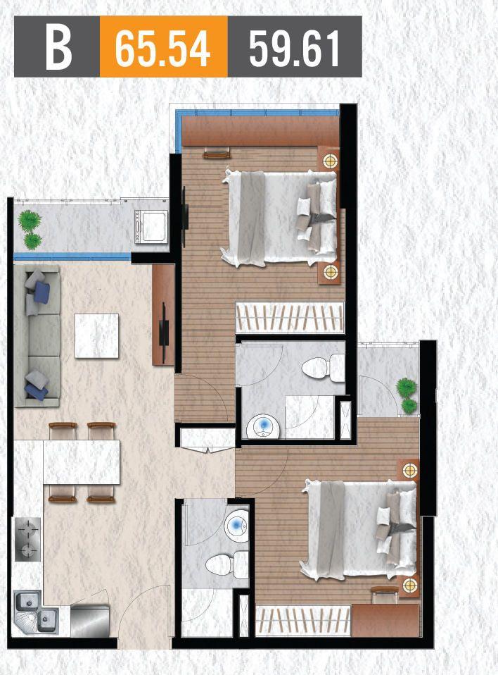 Leaflet The Western Capital Final B1 02 Modern House Design House Design Floor Plans