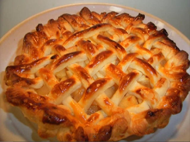 Asia Crispy Apple Pie Recipe