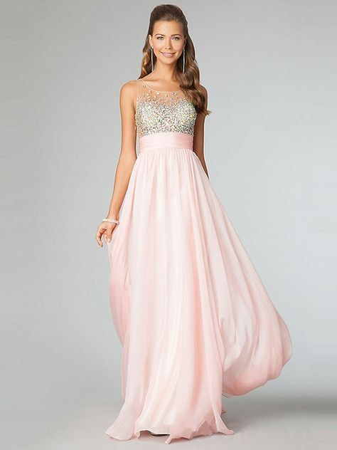 looking for dresses for my daughters sweet sixteen..this is simple ...