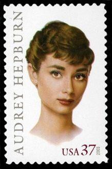 Audrey Hepburn: Auch im Album ein Star  http://d-b-z.de/web/2013/01/20/audrey-hepburn-briefmarken/