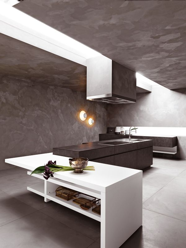 ELLE #kitchen by CESAR ARREDAMENTI | #design Gian Vittorio Plazzogna ...