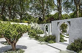 gartendesign exklusiv | chelsea flower show 2015 | pinterest, Garten und Bauen